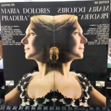 Disques de vinyle: VINILO MARIA DOLORES PRADERA - EXITOS. Lote 278886153