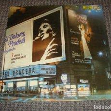 Discos de vinilo: VINILO LP MARÍA DOLORES PRADERA CON LOS GEMELOS. Lote 278886793