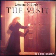 Discos de vinilo: LOREENA MCKENNITT – THE VISIT. Lote 278886858