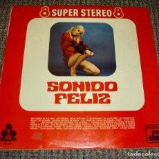 Discos de vinilo: SONIDO FELIZ SUPER ESTEREO. Lote 278887518