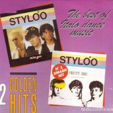 Discos de vinilo: STYLÓO – PRETTY FACE / MISS YOU. Lote 278899318