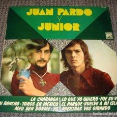 Discos de vinilo: JUAN PARDO Y JUNIOR. 1977. Lote 278918783