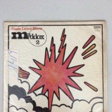 Discos de vinilo: OSSIE LAINE SHOW. MADDOX 2. Lote 278918963