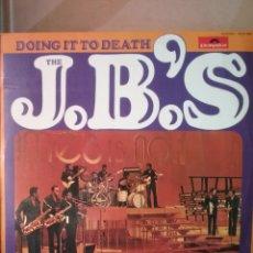 Discos de vinilo: JB'S 1973 JAMES BROWN ALTERNATIVE BAND POLYDOR SPAIN. Lote 278919168