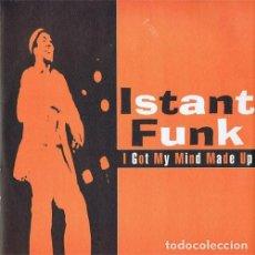 Discos de vinilo: INSTANT FUNK / SKYY – I GOT MY MIND MADE UP / CALL ME. Lote 278919188