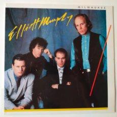 Discos de vinilo: ELLIOTT MURPHY- MILWAUKEE- SPAIN LP 1986- VINILO COMO NUEVO.. Lote 278919238