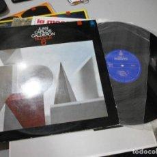 Discos de vinilo: LP JUAN CARLOS CALDERON BLOQUE 6 ORIGINAL Y EN BUEN ESTADO. Lote 278919368