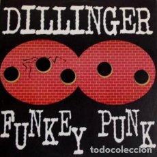 Discos de vinilo: DILLINGER / CURTIS MAYFIELD – FUNKEY PUNK / MOVE ON UP. Lote 278920553