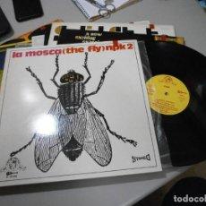 Disques de vinyle: LP LA MOSCA (THE FLY) NPK 2 ORIGINAL Y EN BUEN ESTADO. Lote 278921133