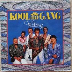 Discos de vinilo: KOOL & THE GANG - VICTORY SINGLE 1986. Lote 278939998