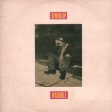 Discos de vinilo: SEMEN UP - MADUREZ / LP TWINS DE 1989 / BUEN ESTADO RF-9939. Lote 278940668