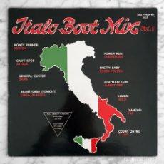 Discos de vinilo: ITALO BOOT MIX VOL. 8 - ZYX RECORDS - 1987. Lote 278950083