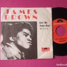 Discos de vinilo: JAMES BROWN SOUL POWER, PARTE 1 - 2 - 3 VINILO ALEMAN. Lote 278950858