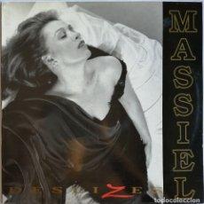 Discos de vinilo: MASSIEL, DESLIZES, ZAFIRO 30312595. Lote 278951503
