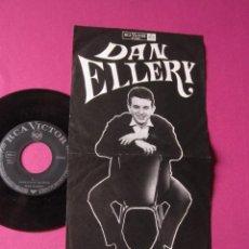 Discos de vinilo: DAN ELLERY DIAMOND LAKE VINILO ALEMAN MUY RARO. Lote 278952688