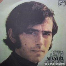 Discos de vinilo: JOAN MANUEL SERRAT – JOAN MANUEL SERRAT, VINILO, LP.. Lote 278958808