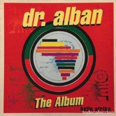 Discos de vinilo: DR. ALBAN – HELLO AFRIKA (THE ALBUM). Lote 278961563