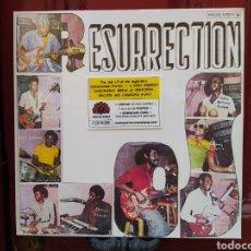 Discos de vinilo: LOS CAMAROES–RESURRECTION. LP VINILO PRECINTADO. ANALOG AFRICA. Lote 278963433