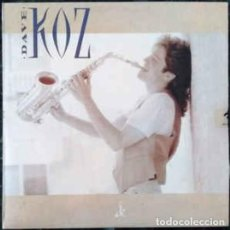 Discos de vinilo: DAVE KOZ – DAVE KOZ, VINILO, LP.. Lote 278963503