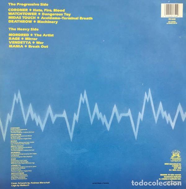 Discos de vinilo: Various – Doomsday News 2 - Foto 2 - 278964353