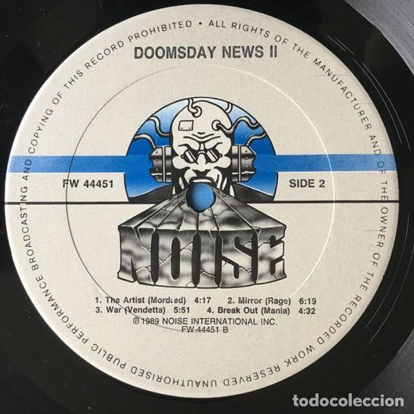 Discos de vinilo: Various – Doomsday News 2 - Foto 4 - 278964353