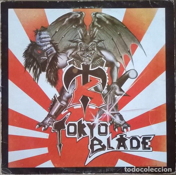 TOKYO BLADE – TOKYO BLADE (Música - Discos - LP Vinilo - Heavy - Metal)