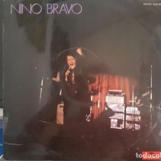 Discos de vinilo: *NINO BRAVO - TE QUIERO TE QUIERO - LP AÑO 1970 (1ª EDICIÓN ORIGINAL DEL AÑO 1970) -LEER DESCRIPCIÓN. Lote 278970798