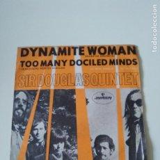 Discos de vinilo: SIR DOUGLAS QUINTET DYNAMITE WOMAN / TOO MANY DOCILED MINDS ( 1969 MERCURY ESPAÑA ) DOUG SAHM. Lote 278970903