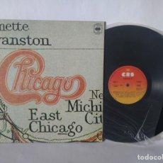 Disques de vinyle: CHICAGO XI - CHICAGO. Lote 278795653