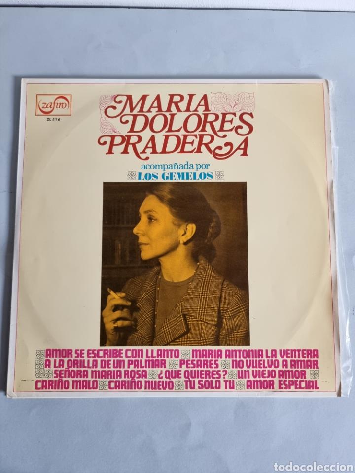Discos de vinilo: Maria Dolores Pradera 4 LPs - Foto 4 - 278978008