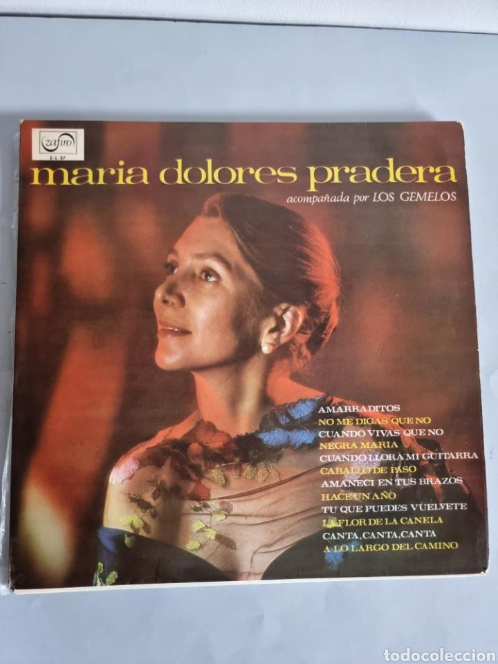 Discos de vinilo: Maria Dolores Pradera 4 LPs - Foto 6 - 278978008