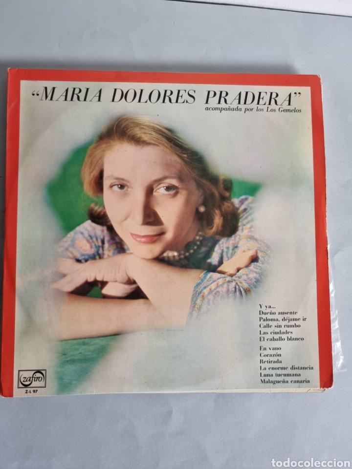 Discos de vinilo: Maria Dolores Pradera 4 LPs - Foto 8 - 278978008