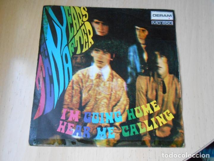 TEN YEARS AFTER, SG, I´M GOING HOME + 1, AÑO 1969 (Música - Discos - Singles Vinilo - Pop - Rock Internacional de los 50 y 60)