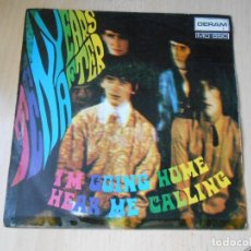 Discos de vinilo: TEN YEARS AFTER, SG, I´M GOING HOME + 1, AÑO 1969. Lote 278979038