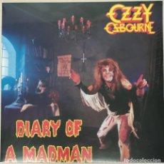 Discos de vinilo: OZZY OSBOURNE DIARY OF A MADMAN - LP - NUEVO PRECINTADO. Lote 278982793