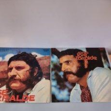 Discos de vinilo: JOSÉ LARRALDE 2 LP'S. Lote 279260843