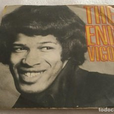 Discos de vinilo: SINGLE VIGON - THE END - BABY YOUR TIME IS MY TIME - EGG 641.002 -PEDIDO MINIMO 7€. Lote 279328908