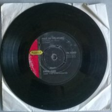 Discos de vinilo: EMILE FORD & THE CHECKMATES. GIPSY LOVE/ HALF OF MY HEART. PICADILLY, UK 1961 SINGLE. Lote 279331563