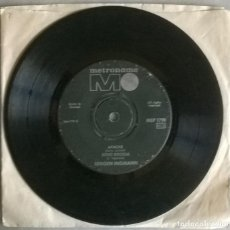 Discos de vinilo: JORGEN INGMANN. APACHE/ ECHO BOOGIE/ PEPE/ AMORADA. METRONOME, SWEDEN 1961 EP. Lote 279333123