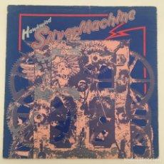 Discos de vinilo: HAWKWIND – SILVER MACHINE / SEVEN BY SEVEN, UK 1972 UNITED ARTISTS RECORDS. Lote 279336398
