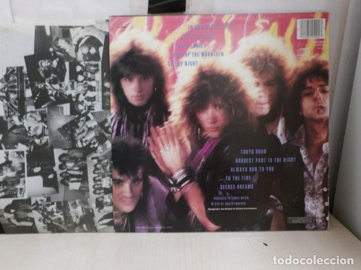 Discos de vinilo: BON JOVI--78000o FAHRENHEIT--MADRID- 1985--POLYGRAM- - Foto 5 - 279345258