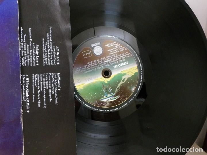 Discos de vinilo: DORO RARE DIAMONDS WARLOCK--1991--VERTIGO--POLYGRAM--MADRID-- - Foto 2 - 279345863