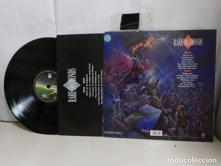Discos de vinilo: DORO RARE DIAMONDS WARLOCK--1991--VERTIGO--POLYGRAM--MADRID-- - Foto 3 - 279345863