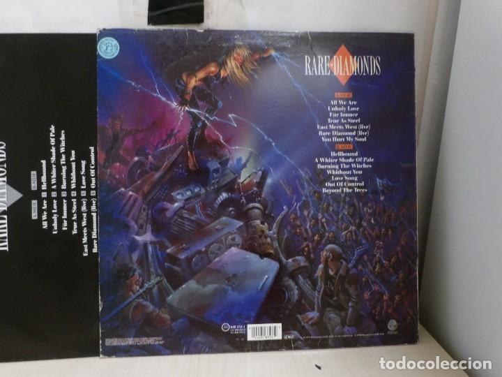 Discos de vinilo: DORO RARE DIAMONDS WARLOCK--1991--VERTIGO--POLYGRAM--MADRID-- - Foto 4 - 279345863