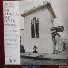 Discos de vinilo: THE BROTHERS & SISTERS –DYLAN'S GOSPEL. LP GATEFOLD PRECINTADO.. Lote 279354988