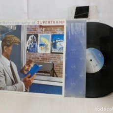 Dischi in vinile: SUPERTRAMP -THE AUTOBIOGRAPHY--1986--MADRID- AM RECORDS-. Lote 279356858
