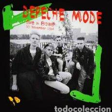 Discos de vinilo: DEPECHE MODE–LIVE IN BASEL 1984. PRECINTADO. Lote 279358693