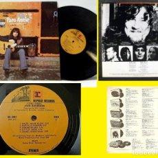 Discos de vinilo: THE PENTANGLE, JOHN RENBOURN / FARO ANNIE 72 !! MASTER GUITAR !! RARA 1ª ORIG. EDIT USA !! IMPECABLE. Lote 141722250