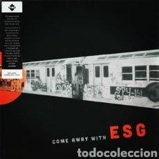 Discos de vinilo: ESG–COME AWAY WITH ESG. LP VINILO PRECINTADO. Lote 279361073