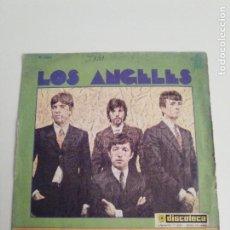 Discos de vinilo: LOS ANGELES DIME DIME / MONOTONIA ( 1968 HISPAVOX ESPAÑA ). Lote 279361513